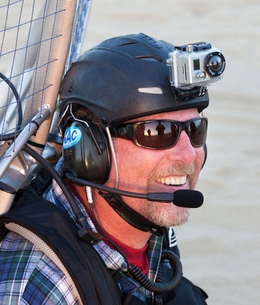 andy herbst solo paragliders smile